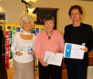Fran Kerkhoff, Barbara Stewrat, Deebee Bishop (2)